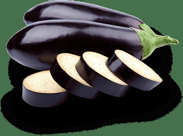 Bonzo råvarer - aubergine