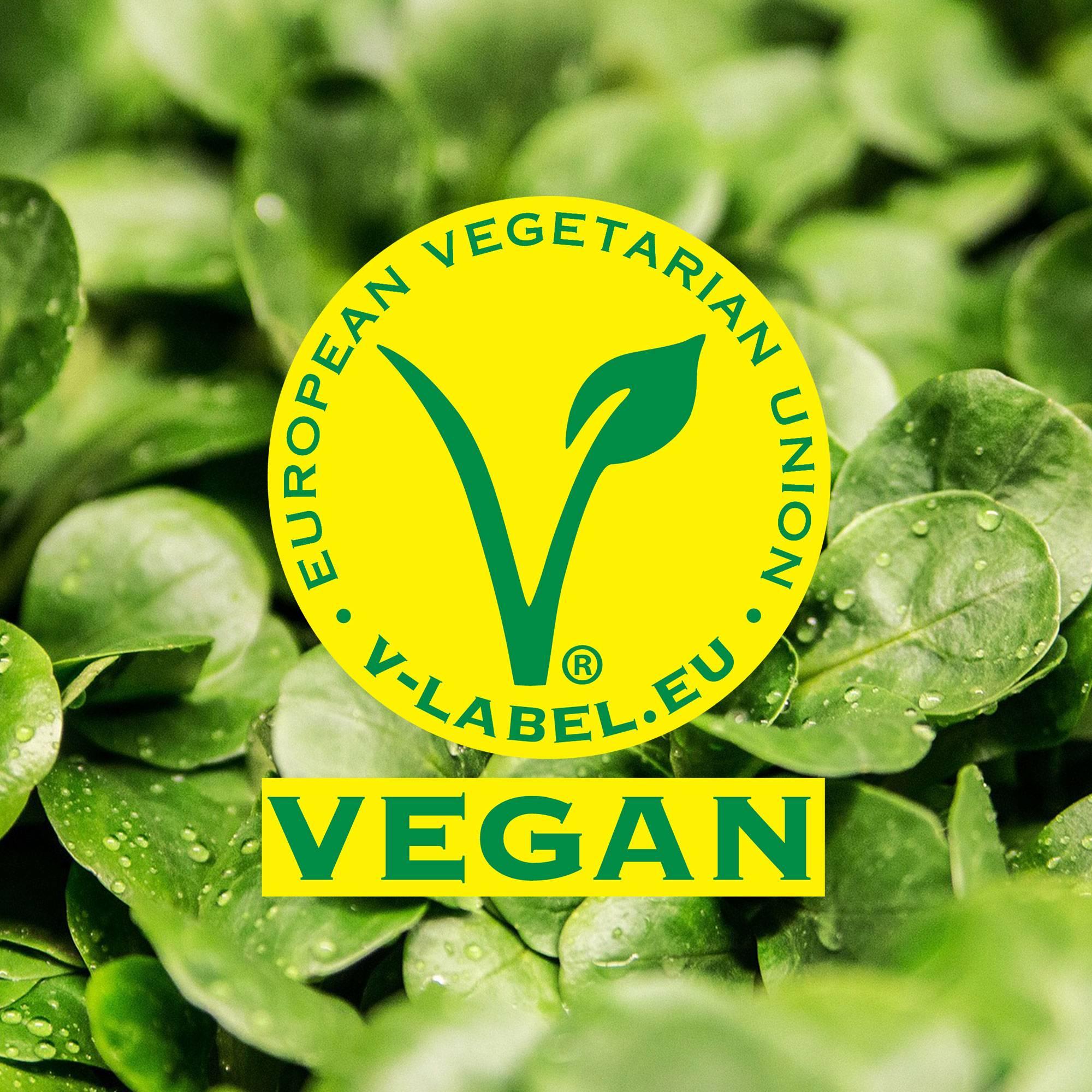 Bonzo Vegan produkter er alle V-mærke certificerede