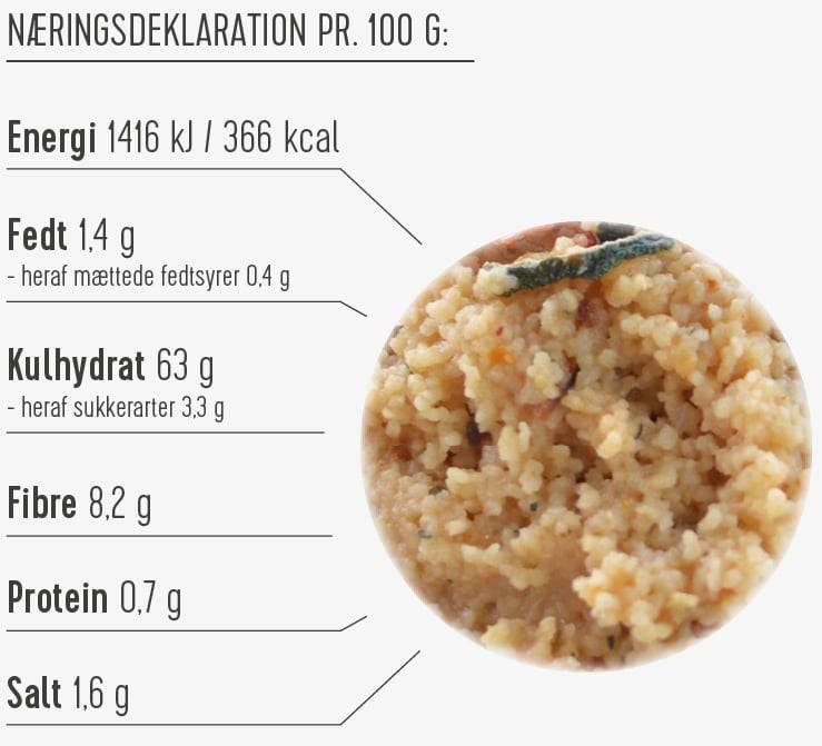 Couscous med squash